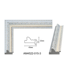 Plastic Frame Art.No: 45-02-07 at 1,69 USD | Baghet.md