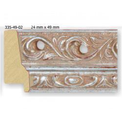 Деревянный багет Art. 335-49-02 по 8,65 USD Baghet.md