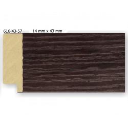 Деревянный багет Art. 616-43-57 по 4,06 USD Baghet.md