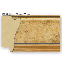 Деревянный багет Art. 675-55-01 по 8,93 USD Baghet.md