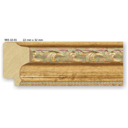 Деревянный багет Art. 965-32-01 по 5,27 USD Baghet.md